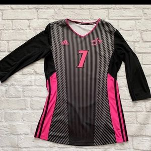 Adidas Climacool Volleyball Jersey Sz. Med.(8-10)